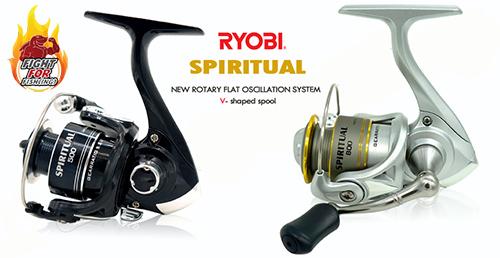 รอก Ryobi รุ่น SPIRITUAL
