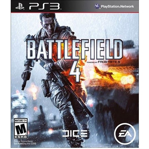 PS3: Battlefield 4 (Z3) [ส่งฟรี EMS]