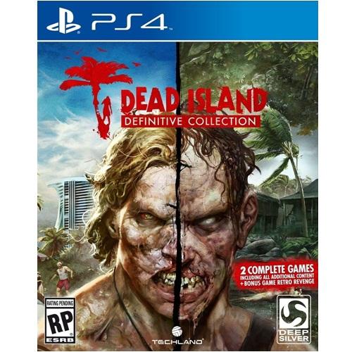 PS4: Dead Island Definitive Edition (Z3) [ส่งฟรี EMS]