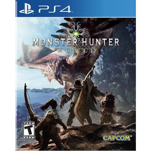 PS4: Monster Hunter World (Z3)
