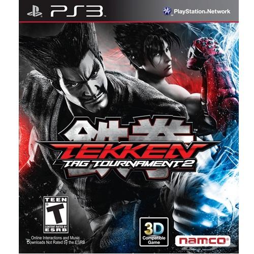 PS3: Tekken Tag Tournament 2 (Z1) [ส่งฟรี EMS]
