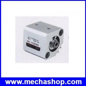 กระบอกลมนิวเมติกส์ CDQ2B25X10 Compact cylinder CQ2 series