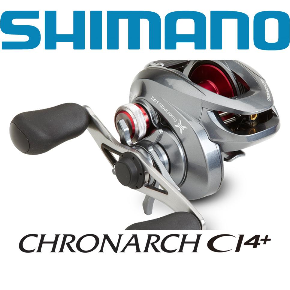 รอก Shimano รุ่น Chronarch CI4+