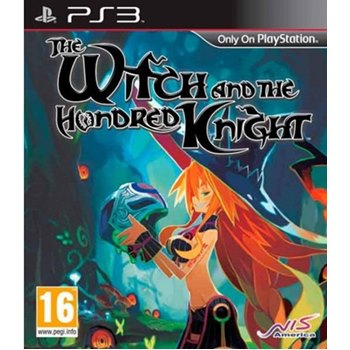 PS3: The Witch and the Hundred Knight (Z2) [ส่งฟรี EMS]