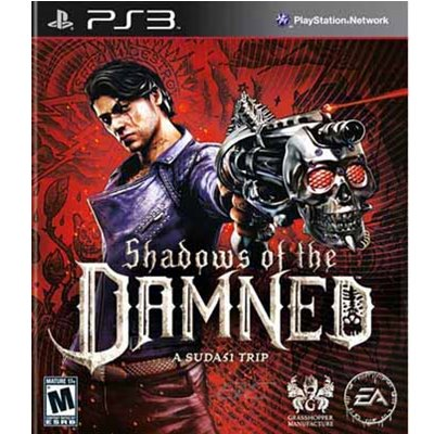 PS3: Shadows of the Damned (Z3) [ส่งฟรี EMS]