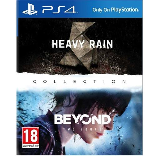 PS4: The Heavy Rain & BEYOND:TWO Souls Collection (Z3) [ส่งฟรี EMS]