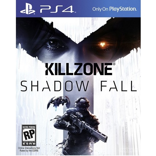 PS4: Killzone Shadow Fall (Z1) [ส่งฟรี EMS]