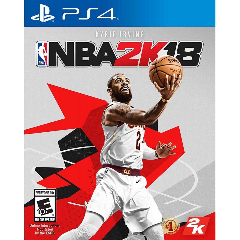 PS4: NBA 2K18 (Z3) [ส่งฟรี EMS]