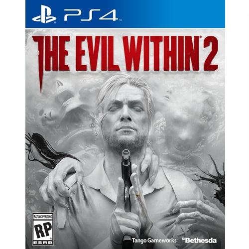 PS4: The Evil Within 2 (Z3) [ส่งฟรี EMS]