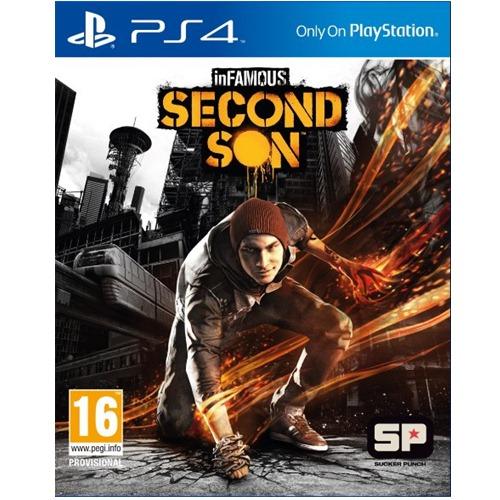 PS4: Infamous Second Son (Z1) [ส่งฟรี EMS]