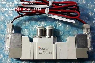 Solenoid Valve SMC SYJ3223-5MZ-M3 NEW
