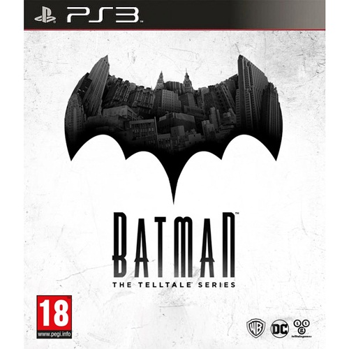 PS3: Batman: The Telltale Series (Z2) [สงฟรี EMS]