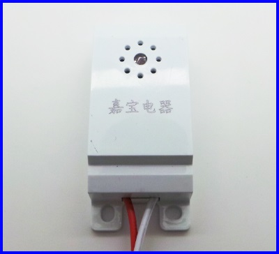 สวิทซ์เสียง AC 220V 60W Incandescent Light Sound Delay on/off Control Switch Sensor Module