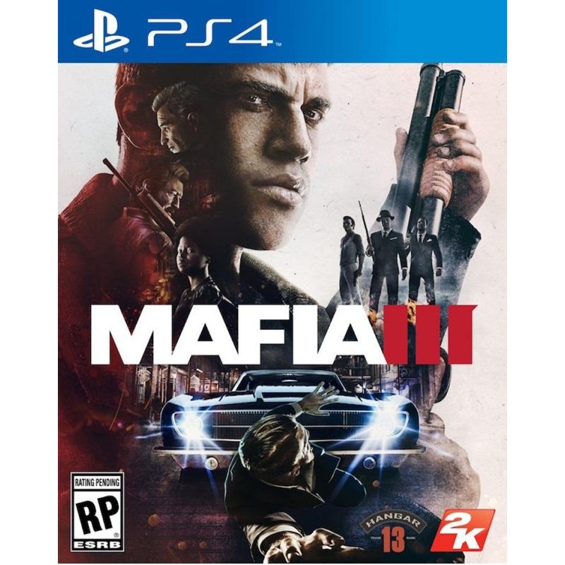PS4: Mafia 3 (Z3) [ส่งฟรี EMS]