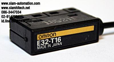 E32-T16 Omron โฟโตอิเล็กทริคเซนเซอร์