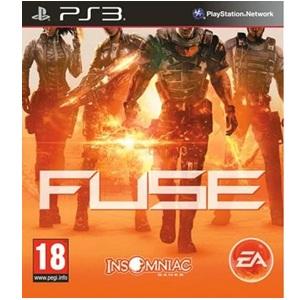 PS3: FUSE (Z3) [ส่งฟรี EMS]