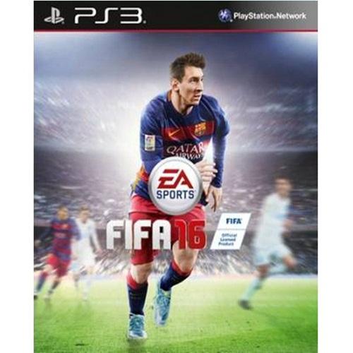 PS3: FIFA 16 (Z2) [ส่งฟรี EMS]
