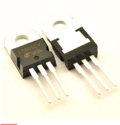 L7805CV ไอซี เรกูเลเตอร์ 5 โวลต์