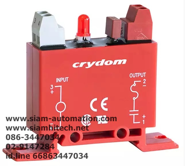 I/O Modules 3-60 VDC Output Crydom DR-ODC5