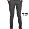 กางเกงขายาว รุ่น PD-009 (สีเทาดิน)