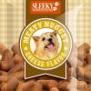 ขนมสุนัข SLEEKY มีทตี้นักเกต รสชีส - ขนมหมาทุกสายพันธุ์