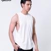 เสื้อกล้าม A 22 สีขาว