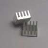 Heat sink แผ่นระบายความร้อน สำหรับ แอมป์จิ๋ว ขนาด 8x8x5 ม.ม.