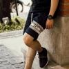 กางเกงขาสั้นยีนส์ Y210 Silver SN งูเงิน
