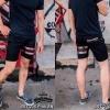 กางเกงขาสั้น พรีเมี่ยม ผ้า COTTON รหัส SST 215 Pink SN สีดำ แถบชมพูงู