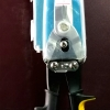 กรรไกรตัดแผ่นโลหะ ตัดตรงปากยาว ALLPRO 01060