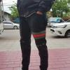 STRETCH JEANS JOGGER PANTS | ขาจั๊มยีนส์ยืด YM610 GC