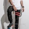 STRETCH JEANS JOGGER PANTS | ขาจั๊มยีนส์ยืด YM610 R