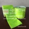 แถบPVCสะท้อนแสง แบบเรียบ สีเขียวมะนาว (กว้าง 6 นิ้ว ยาว 50เมตร)