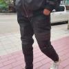 STRETCH JEANS JOGGER PANTS | ขาจั๊มยีนส์ยืด YM610 B