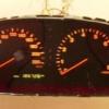 CD วงจรเรือนไมล์ TOYOTA ไมล์เข็มหน้ามืด 220 3ปลั๊ก