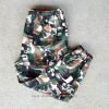 กางเกง JOGGER พรีเมี่ยม ริมแดง BIG ทหารเขียว