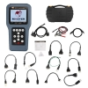 แบบส่งเร็ว MST-100P 8 in 1 Handheld Motorcycle Scanner MST100P ZEUS AutoScanner MST100P