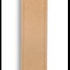 SLEEKY - ปลอกคอหนังแท้ ยาว 18 นิ้ว