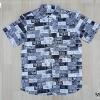 เสื้อเชิตพิมพ์ลายกราฟฟิควินเทจ SSF014