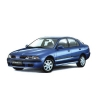 คู่มือซ่อมรถยนต์ MITSUBISHI CARISMA ปี 96 BODY DA1A, DA2A