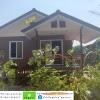 4-019 บ้านน็อคดาวน์ ทรงจั่วมุกซ้อน
