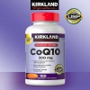 แพคเกจใหม่ล่าสุด Kirkland Coenzyme Q10 300 mg. ขนาด 100 เม็ด Maximum potency รับประทานวันละ 1 เม็ดค่ะ