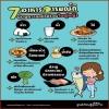 7 อาหารที่ช่วยปราบอารมณ์แปรปรวน ทำให้สาวๆอย่างเราอารมณ์ดีจ้า