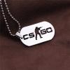 พวงกุญแจเกมส์ CSGO Premium ทำจากสแตนเลสสตีล