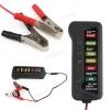 แบบส่งช้า LED Display Vehicle ATV Car Motorcycle Digital Battery Alternator