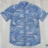 เสื้อเชิตพิมพ์ลายกราฟฟิควินเทจ SSF003