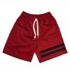 กางเกงขาสั้น SPORT รหัส205 สีแดงเลือดหมู