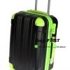 กระเป๋าเดินทางเนื้อ ไฟเบอร์ ABS สีดำ ขนาด 20 นิ้ว