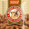 ขนมสุนัข SLEEKY มีทตี้นักเกต รสเนื้อ - ขนมหมาทุกสายพันธุ์