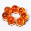 พวงกุญแจลูกบอลดราก้อนบอลสีส้ม Dragon Ball Z 7 Stars Balls Keychain